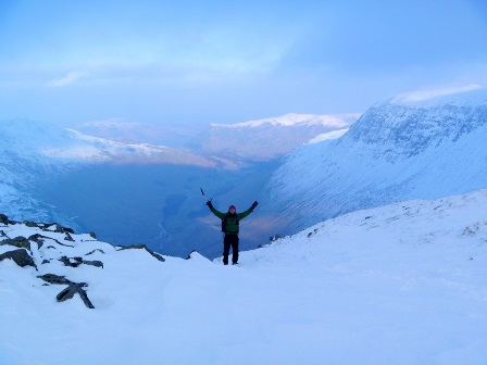 Winter skills courses - Lake District