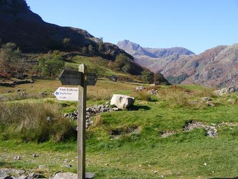 Elterwater - Guided walking in Langdale