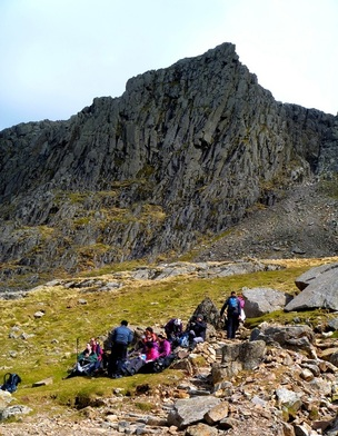 Guided walking - Scafell Pike