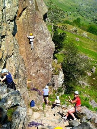 Family activity - Langdale