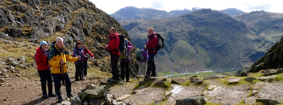 Guided walking - Langdale