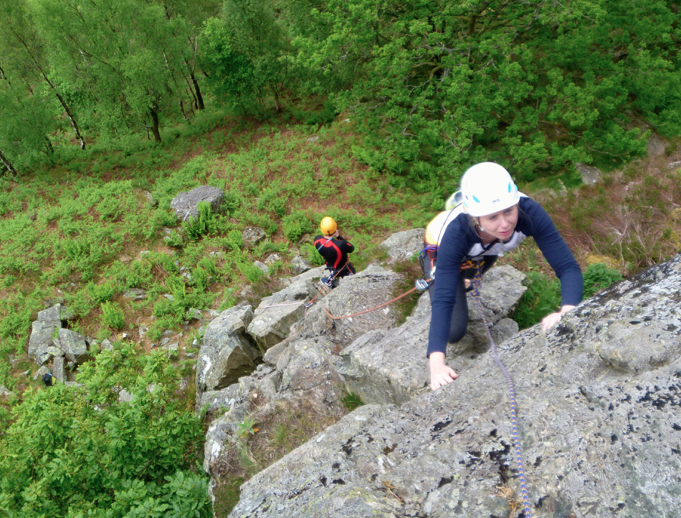 Rock Climbing Guide Lake District