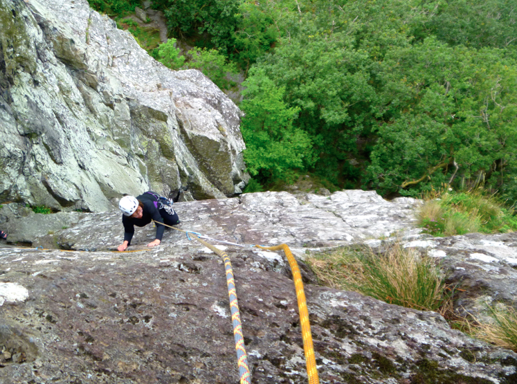 Rock-climbing-instruction-Lake-District