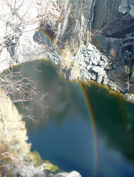 Hodge-close-pool-and-rainbow
