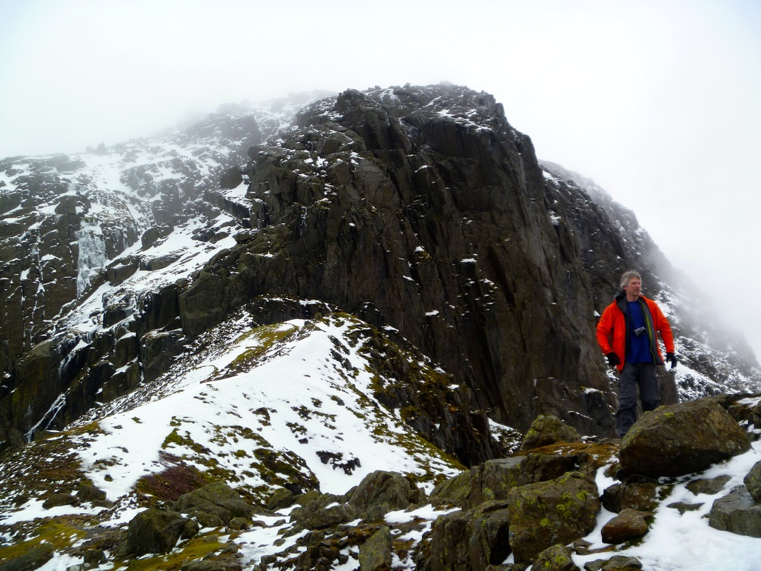 Mickledore & Scafell crag