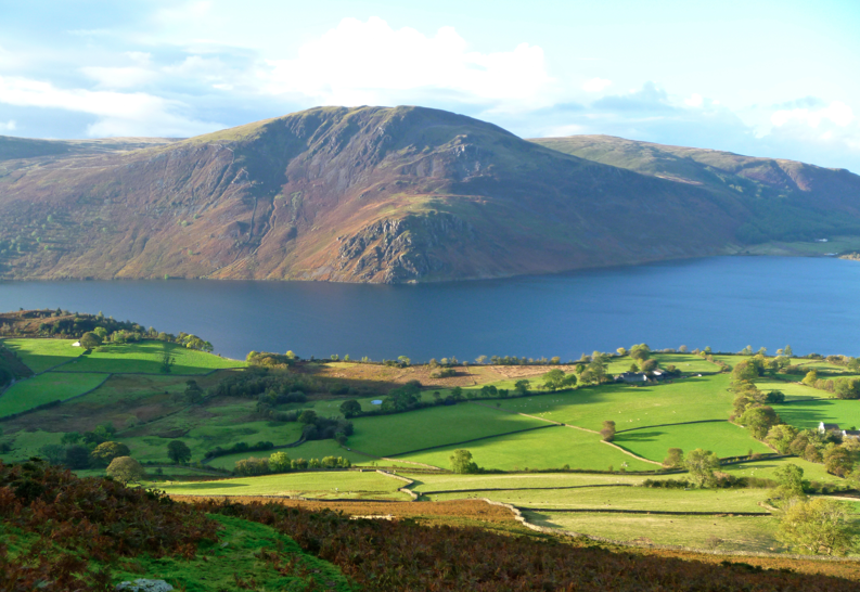 Ennerdale from near Bowness Knott