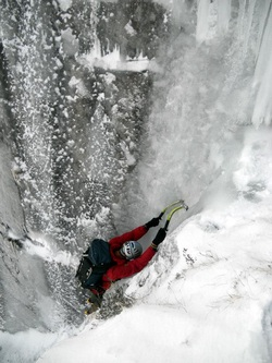 Winter climbing course - Lake District