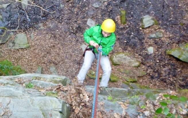 Family-adventures-abseiling-lake-district