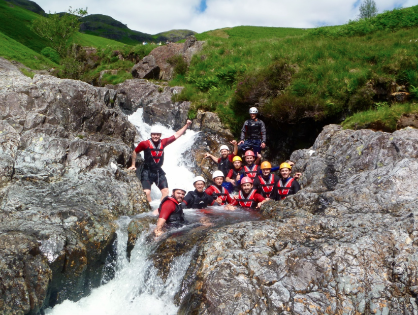 #gorge_scrambling_lake_district