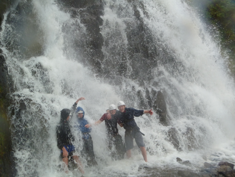 #gorge scrambling lake district