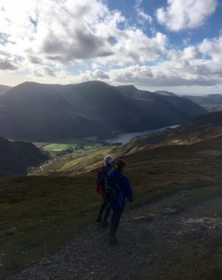 #guided_walking_lake_district_buttermere_skyline