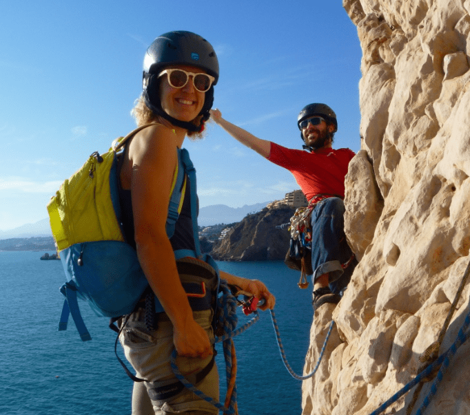Improvers-rock-climbing-holiday-Spain