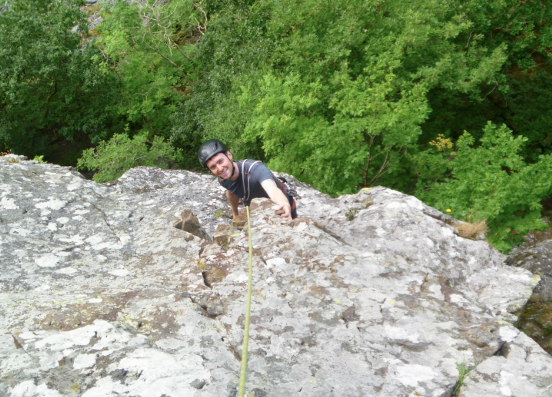Guided classic rock climbs in the Lake District