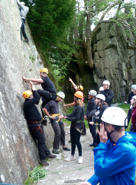 #combined climbing tactics lake district