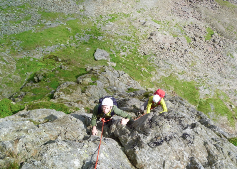 #rock_climbing_lake_district_dow_crag