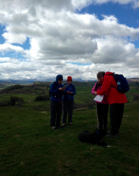 Navigation-skills-and-map-reading-course-Lake-District