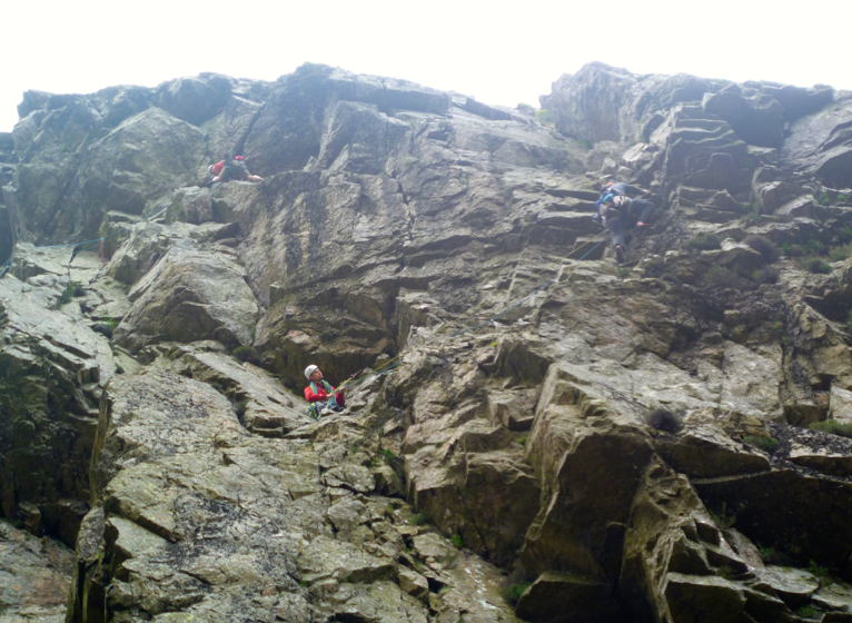Rock-climbing-White-Ghyll