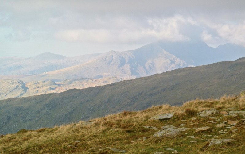 Guided walking - Coniston Old Man