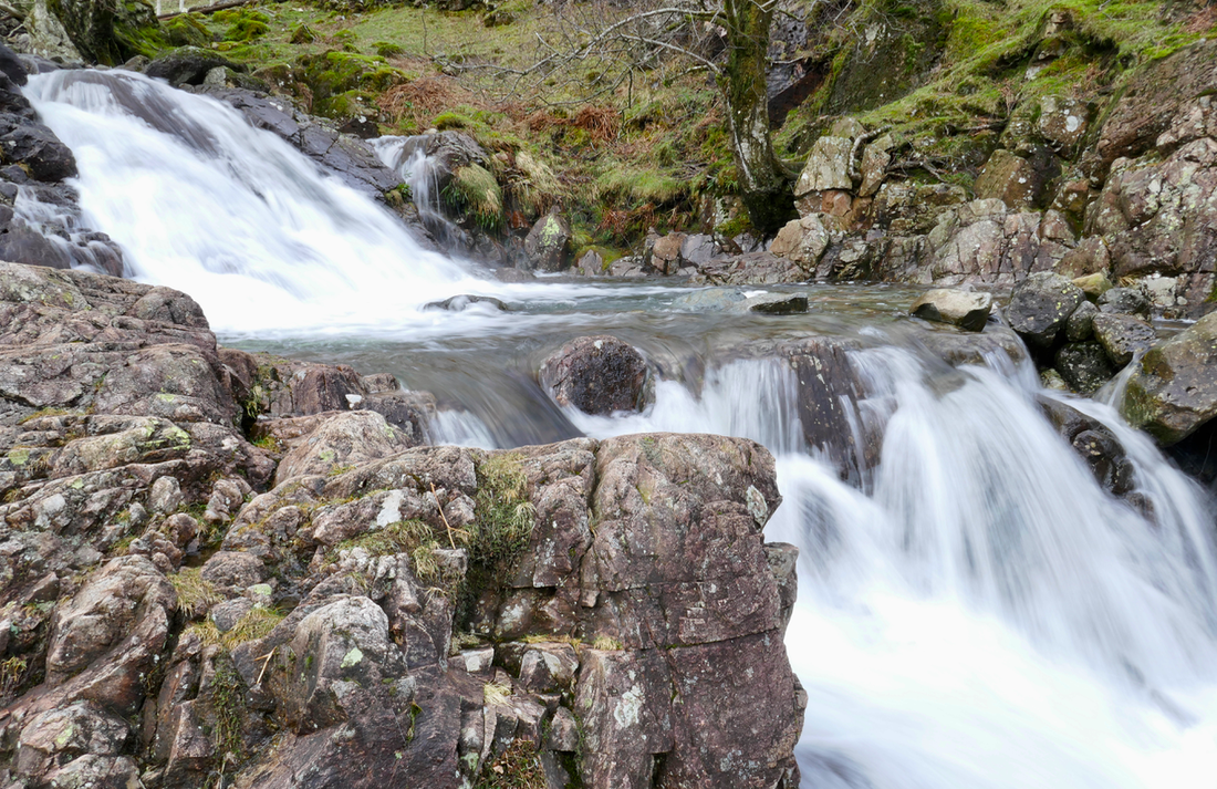 #ghyll-scrambling-lake-district
