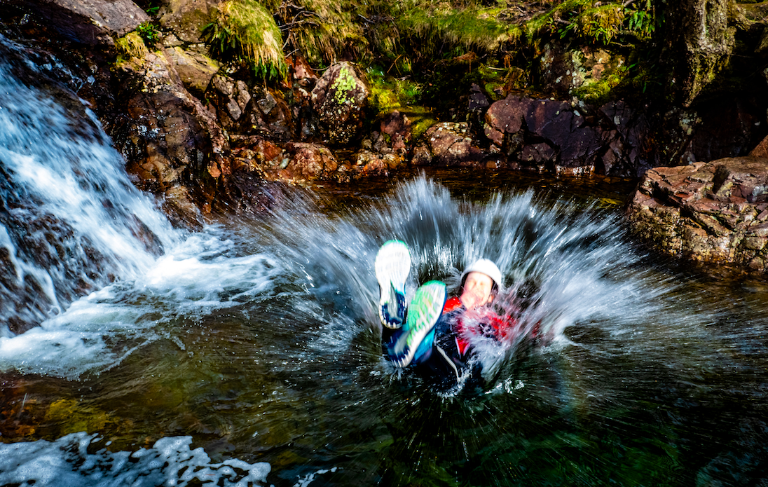 #gorge-scrambling-ambleside