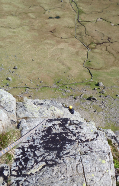 Guided-rock-climbing-Lake-District