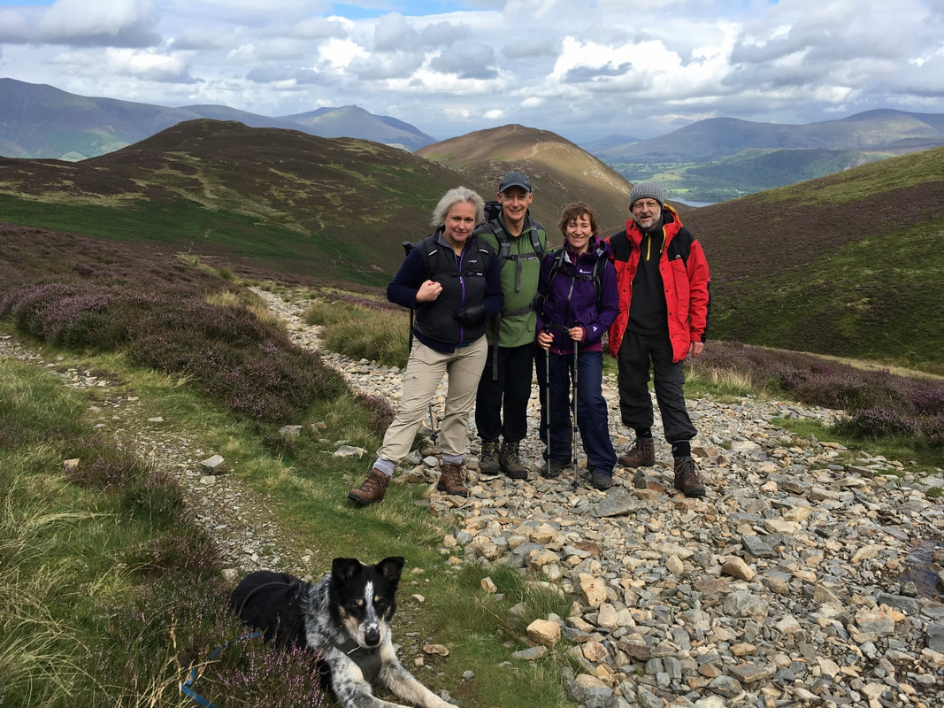 guided_walking_Coledale_horseshoe