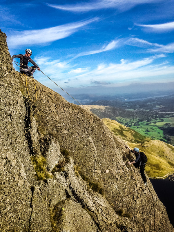 #mountaineering-lake-district