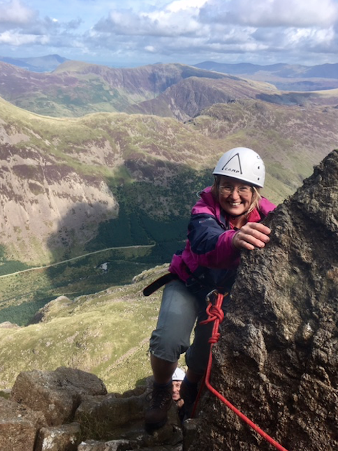 #Pillar_high_man #rock_climbing #Lake_district #this_girl_can