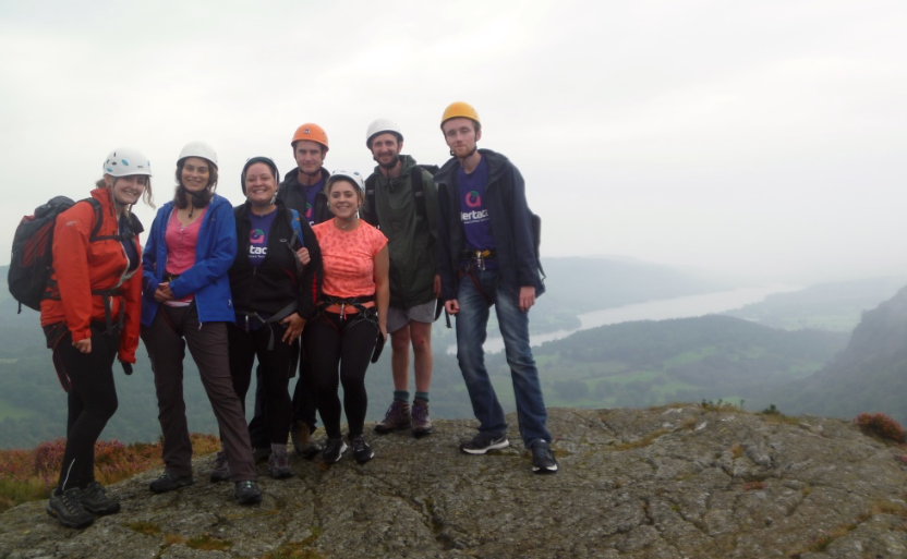 Corporate-team-building-days-Lake-District