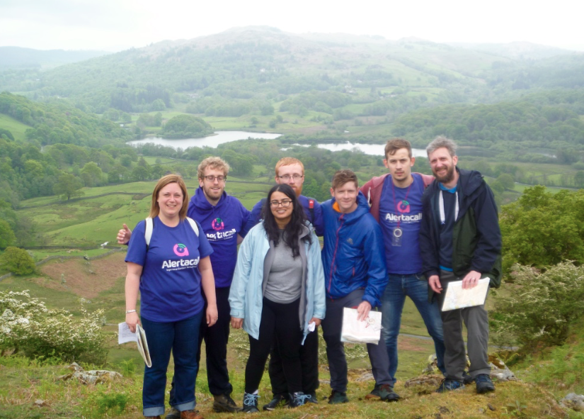 Team building and corporate days out in the Lake District