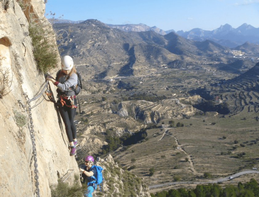 Via-Ferrata-Near-Benidorm