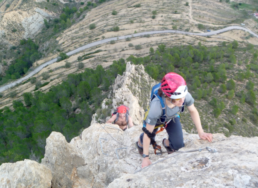 Via-ferrata-Costa-Blanca